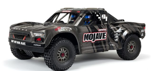 ARRMA 1/7 MOJAVE 4X4 EXtreme Bash Roller [VIDEO]