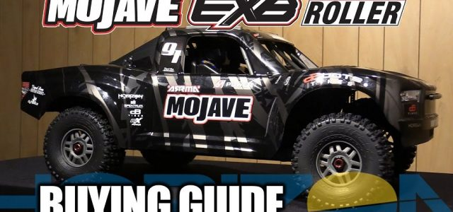 Buying Guide: ARRMA 1/7 Mojave 1/7 EXB Desert Truck Roller [VIDEO]