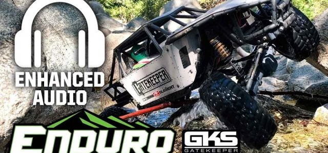 Enduro Gatekeeper Kit Hitting The Trail [VIDEO]