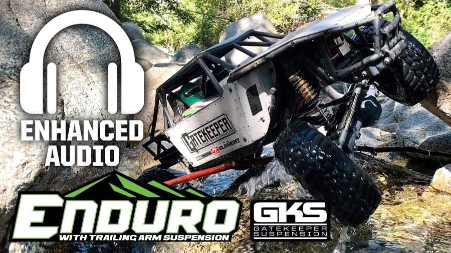 Enduro Gatekeeper Kit Hitting The Trail