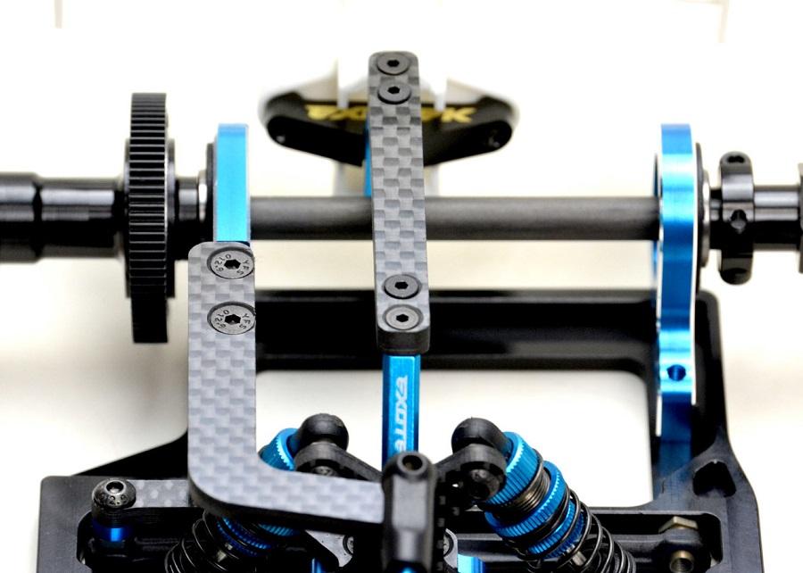 Exotek F1Ultra HD LiPo Cup Set & Wing Mount
