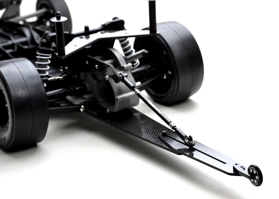 Exotek Wheelie Bar Set For The Traxxas Slash