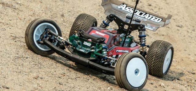 Royal Blood – Team Associated's RC10 B6.2D Carries  On The Bloodline of Champions