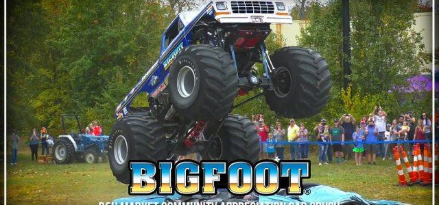 JConcepts At The Bigfoot 15 Car Crush [VIDEO]