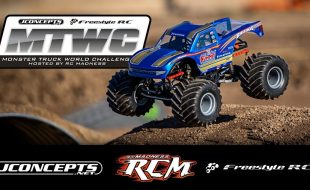 JConcepts At The Monster Truck World Challenge 2020 [VIDEO]