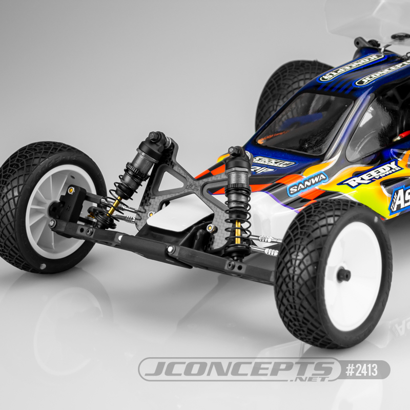 JConcepts RC10B2 Carbon Fiber Front Shock Tower