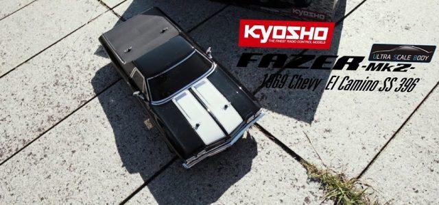 Kyosho FAZER Mk2 1969 Chevy El Camino SS 396 Tuxedo Black [VIDEO]