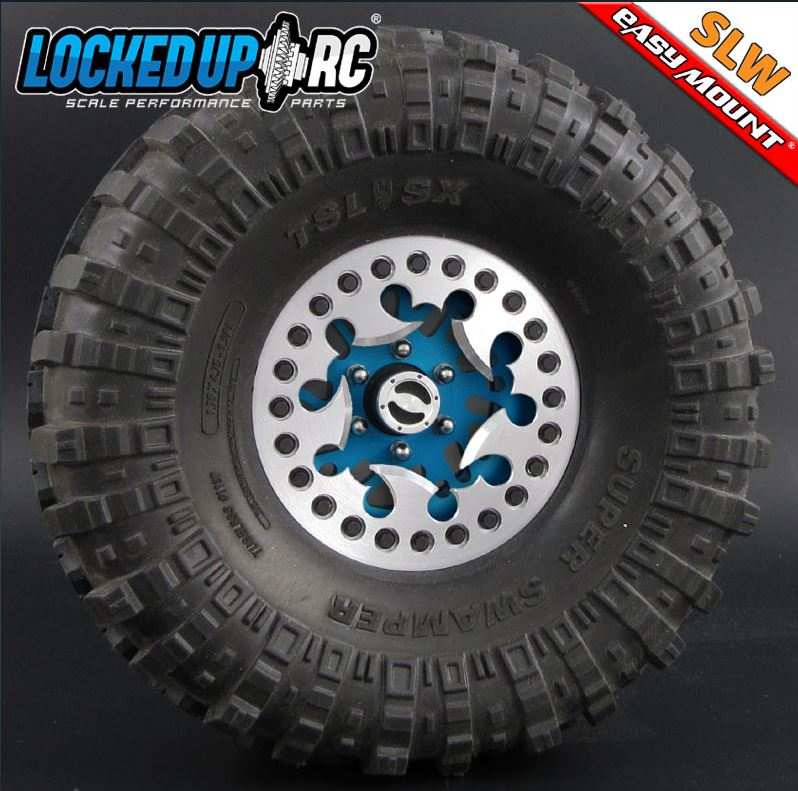 Locked Up RC 1.9 Tsunami SLW Wide Wheel