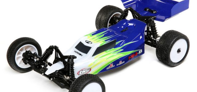 Losi 1/16 Mini-B Brushed RTR 2WD Buggy [VIDEO]