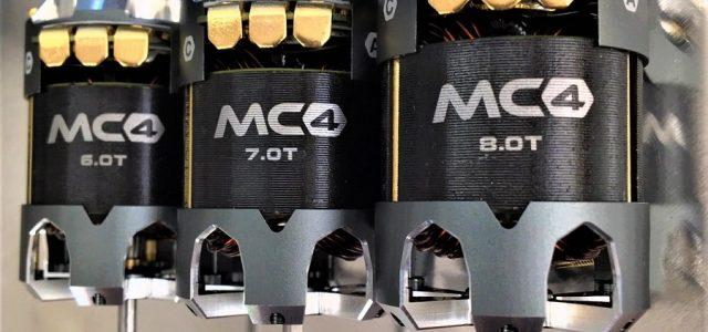 MOTIV MC4 Brushless Motors