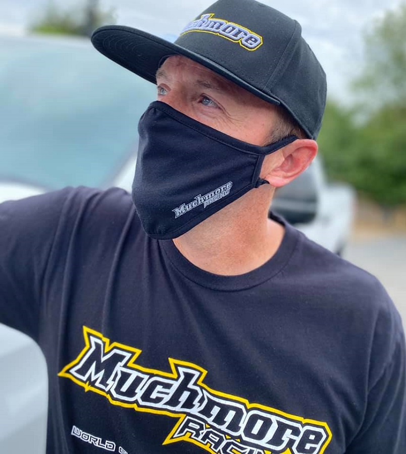 Muchmore Racing Face Mask Ears