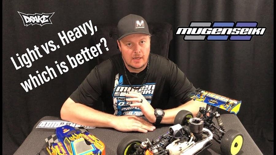 Mugen's Adam Drake Talks About Vehicle Weight Setups