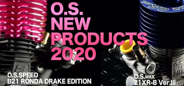 O.S. New Products 2020 Vol. 1 [VIDEO]
