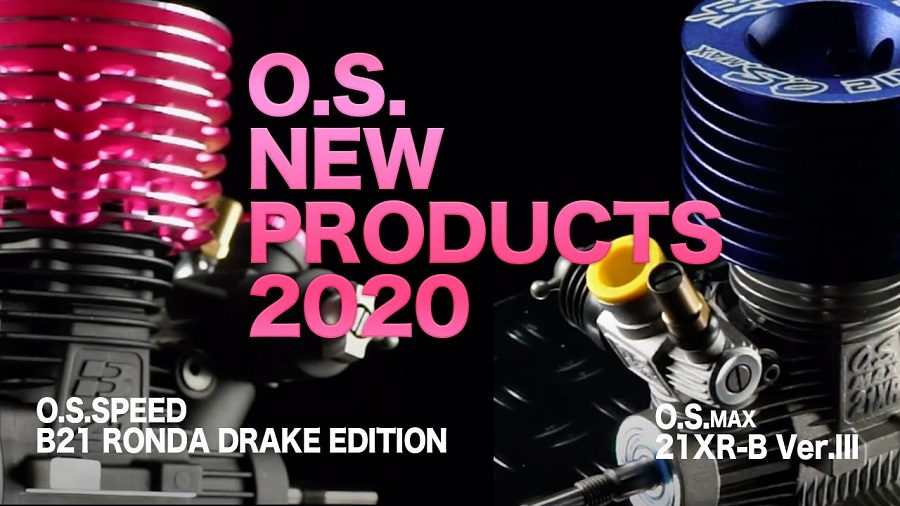 O.S. New Products 2020 Vol. 1