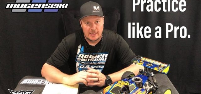 Practice Like A Pro With Mugen's Adam Drake [VIDEO]