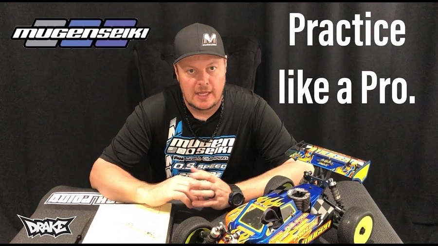 Practice Like A Pro With Mugen's Adam Drake
