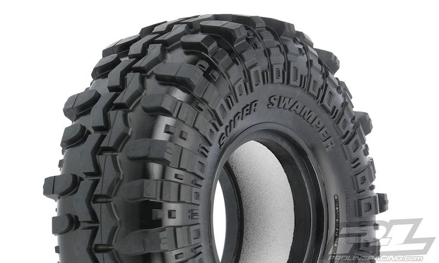 "Pro-Line Class 0 Interco Super Swamper TSL SX 1.55"" G8 Rock Terrain Truck Tires"