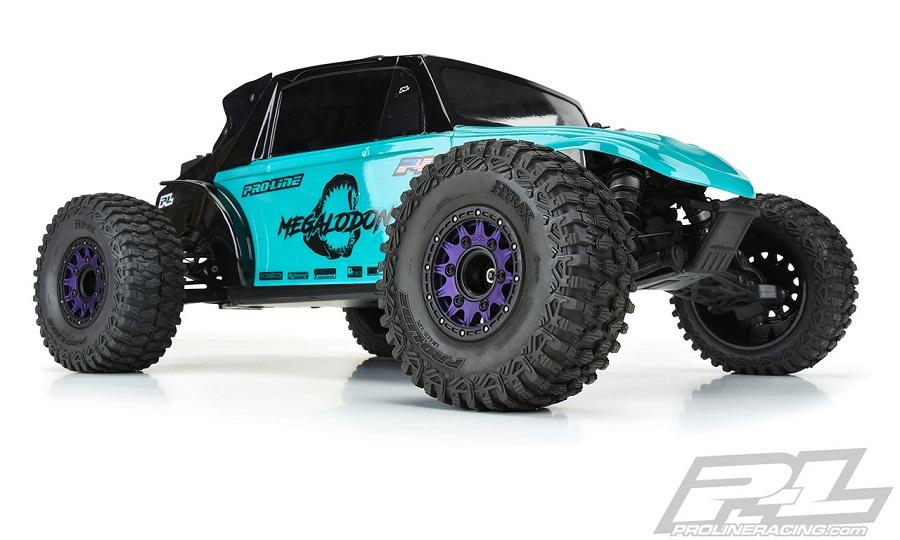 Pro-Line Megalodon Desert Buggy Clear Body