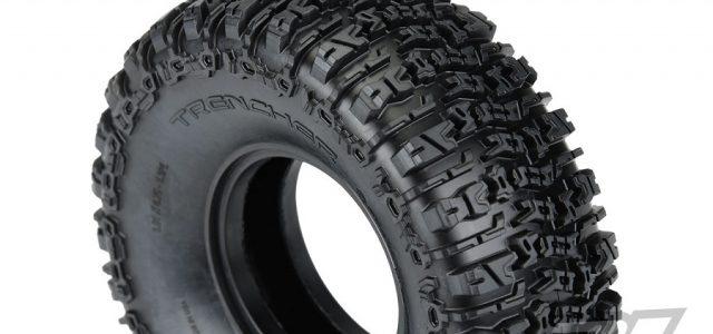 Pro-Line Trencher 1.9″ Rock Terrain Truck Tires