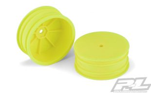 Pro-Line Velocity 2.2″ Hex Front Wheels For The TLR 22 5.0