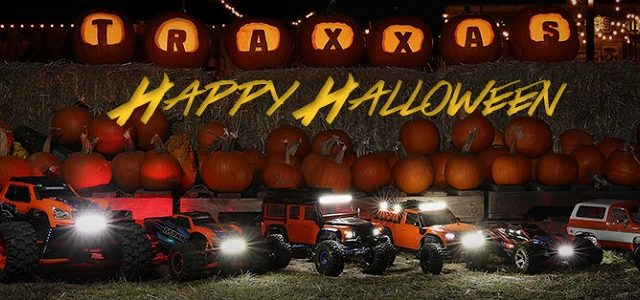 RC Pumpkin Patch Takeover With Traxxas 🎃 [VIDEO]