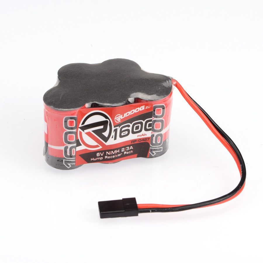 RUDDOG NiMH Battery Packs