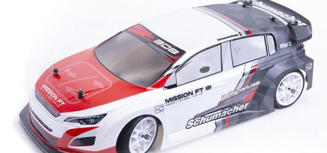 Schumacher Mission FT 1/10 FWD Touring Car [VIDEO]