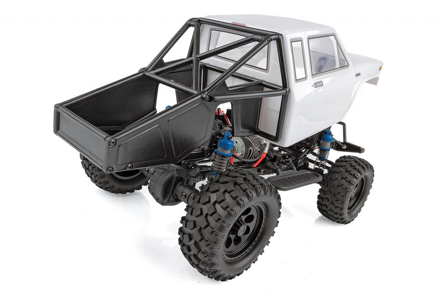 Team Associated CR12 Tioga Trail Truck RTR