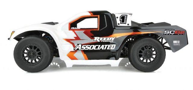 Team Associated RC10SC6.2 Team Kit