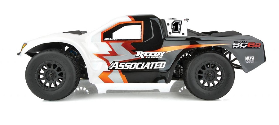 Team Associated RC10SC6.2 Team Kit