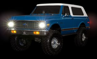 Traxxas LED Light Kit For The '69 & '72 TRX-4 Blazer Bodies