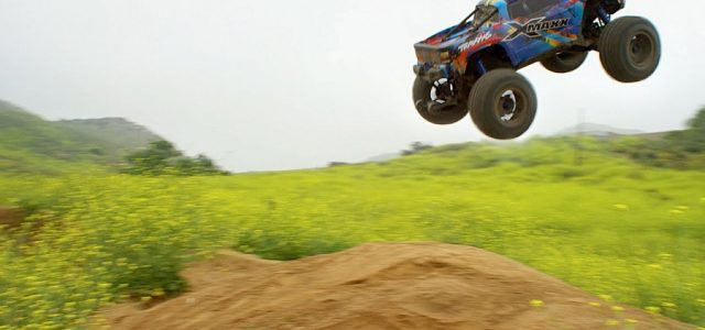 Traxxas X-Maxx Ready For Takeoff [VIDEO]
