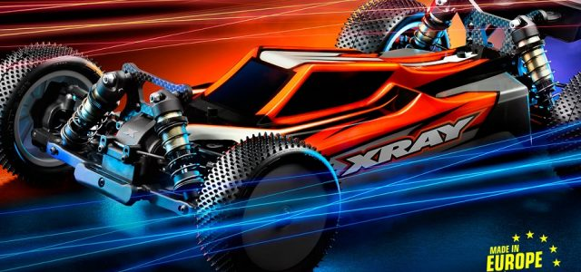 XRAY XB4 2021 4WD Off-Road Electric 1/10 Buggy