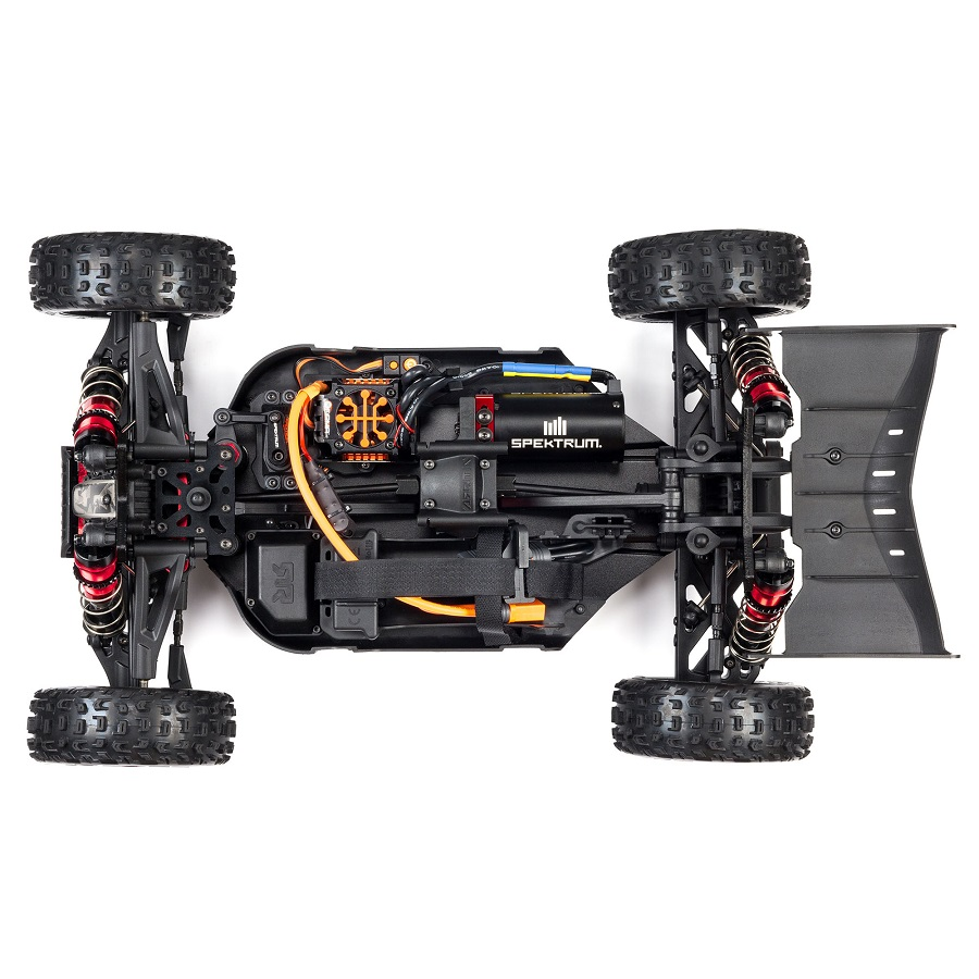 ARRMA Updates RTR MOJAVE, TYPHON, KRATON, NOTORIOUS With Spektrum Electronics