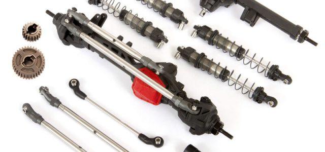 Axial Standard Axle Conversion Kit, 12.3″ & 13.9″: SCX10 III