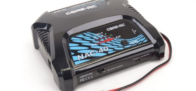 CORE RC NAC-40 AC-DC Charger