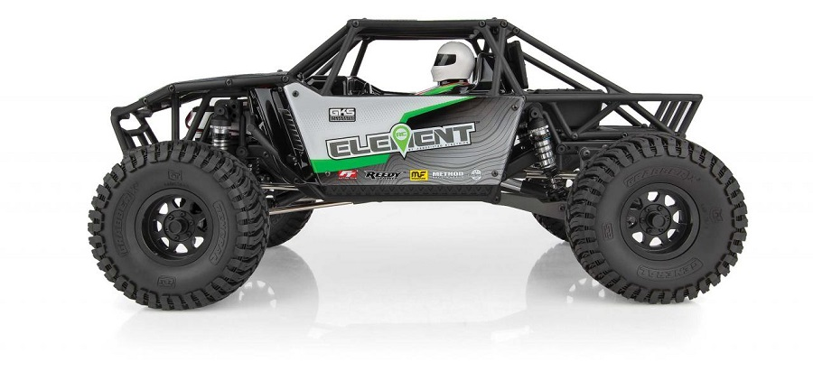 Element Enduro Gatekeeper Rock Crawler Buggy RTR