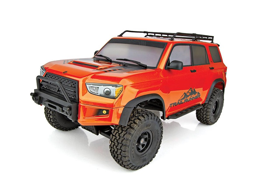Element Enduro Trailrunner 4x4 RTR With Fire Body