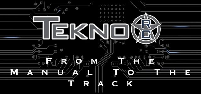From The Manual To The Track With Tekno RC [VIDEO]