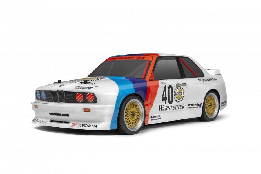HPI RS4 Sport 3 1987 Warsteiner BMW E30