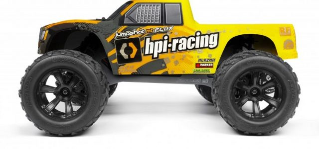HPI Racing Jumpshot MT Flux