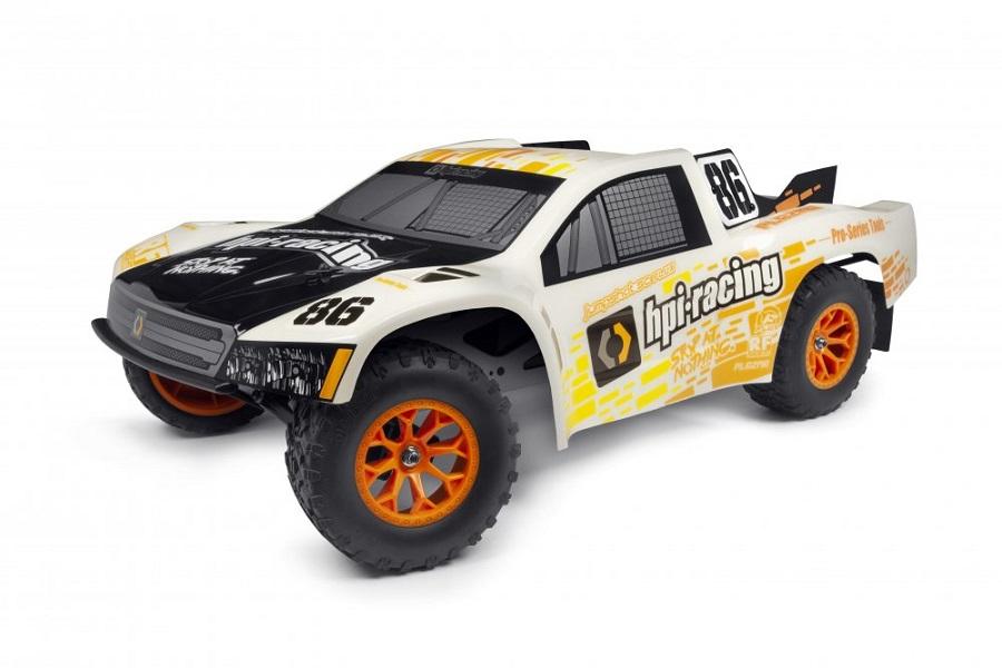 HPI Racing Jumpshot SC Flux