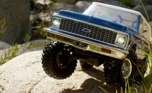 Hard Rock Challenge With The Traxxas 1972 K5 Blazer [VIDEO]