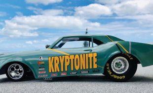 Kryptonite Kamaro Funny Car