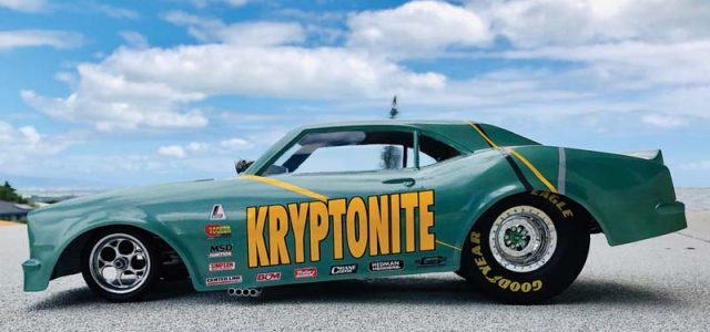 Kryptonite Kamaro Funny Car