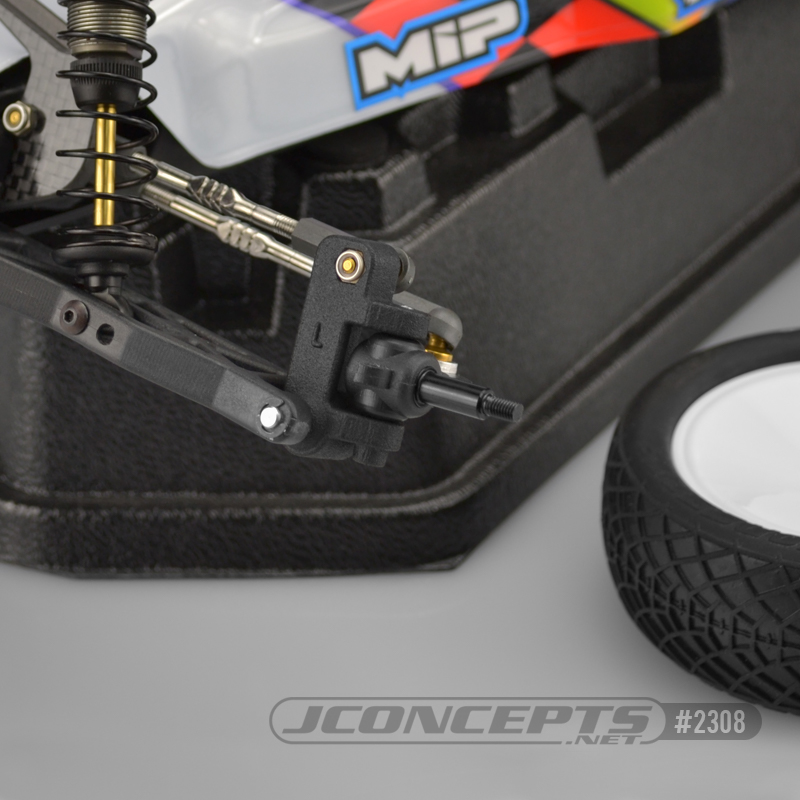 JConcepts Aluminum Standard Front Axles For The RC10, RC10B2 & RC10B3