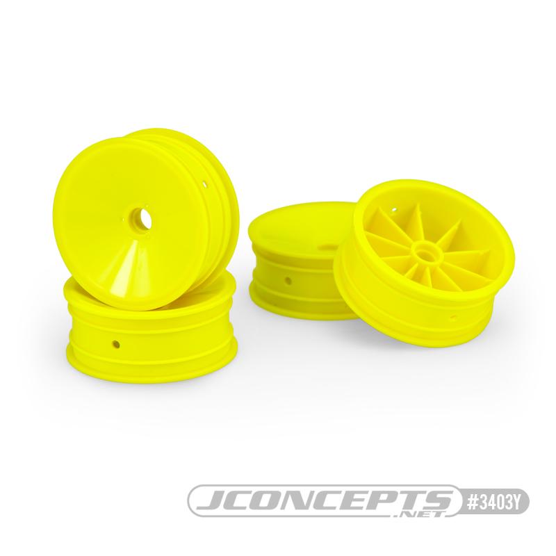 JConcepts Mono Wheels For The RC10, RC10B2 & RC10B3