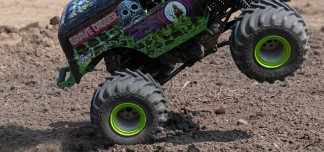 Losi LMT 4WD Solid Axle Monster Truck RTR [VIDEO]