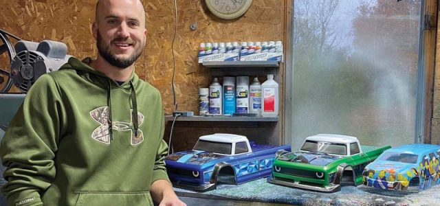 Q&A with Matt  Brase the Man behind MR Custom Painting