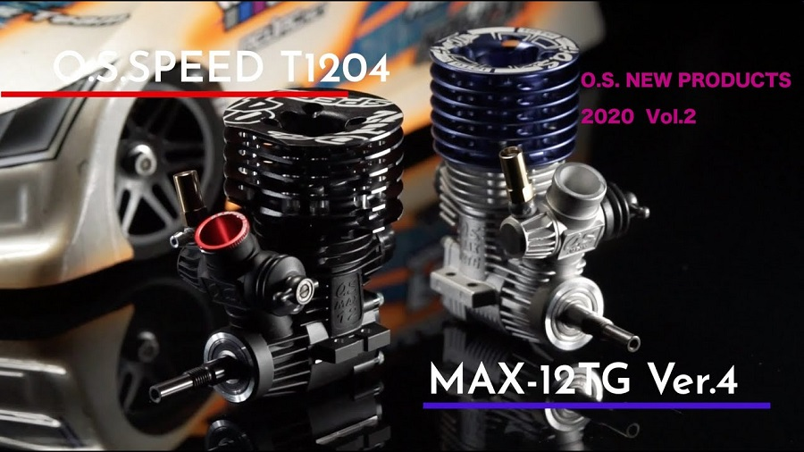 O.S. Engine New Products For 2020 Vol. 2